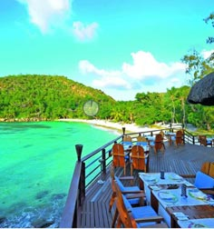 Seychelles African Beach Vacation Luxury African Holiday